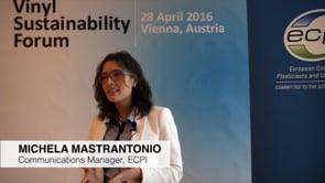 ECPI at The Vinyl Sustainability Forum 2016 Thumbnail