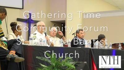 Gathering Time St. Smyrna