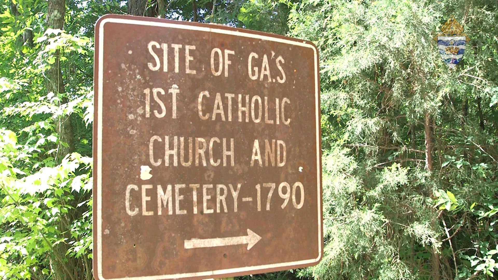 The Cradle of Catholicism in Georgia