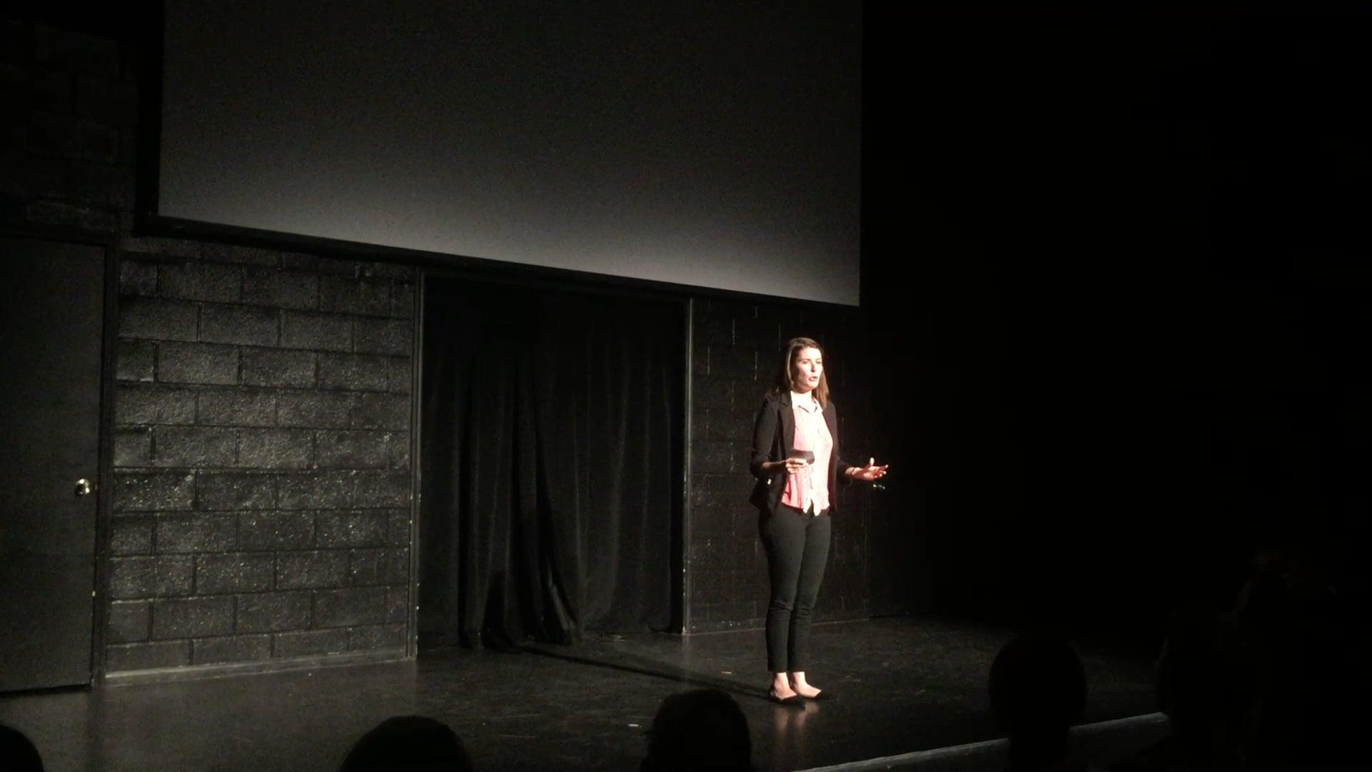 """Heather Woodward, """"Mash Eulogy"""" - UCB Sunset 7-20-16"""