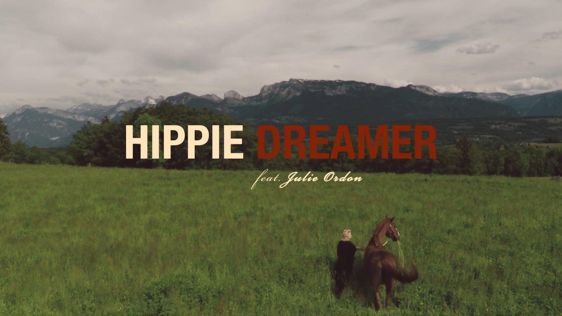 HIPPIE DREAMER feat. Julie Ordon for Eyes Magazine