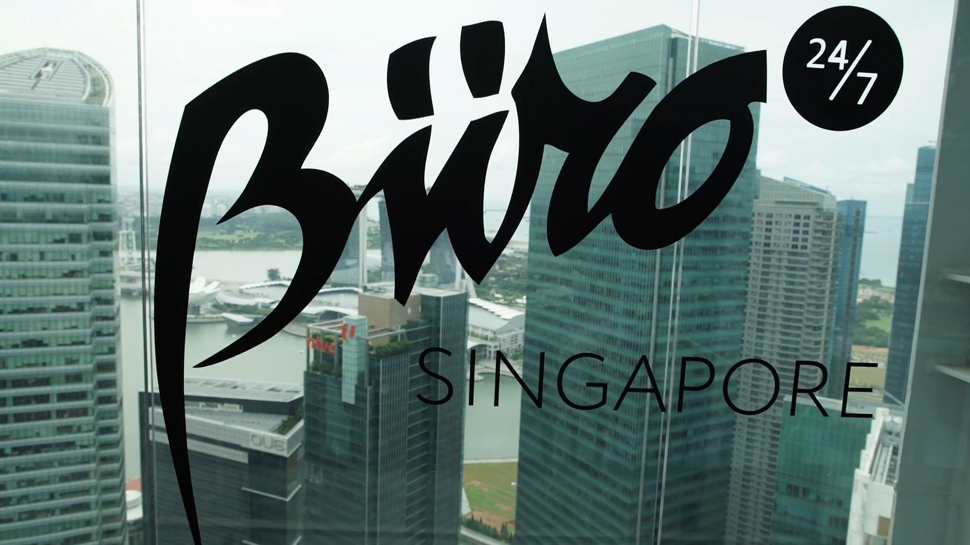 Buro247 Singapore First Anniversary