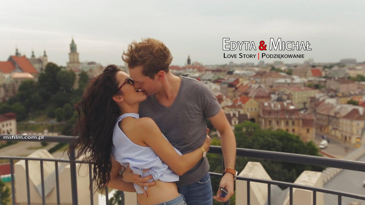 Edyta i Michał | Lovestory | MSFilm.com.pl