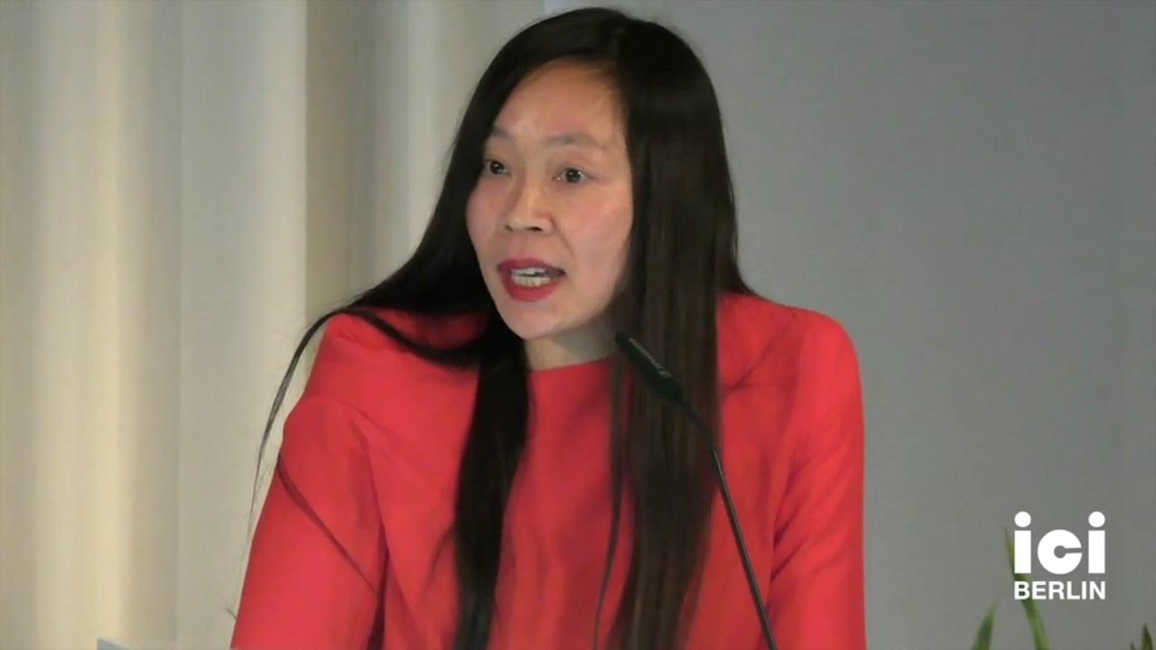 Talk by Theresa Mikuriya