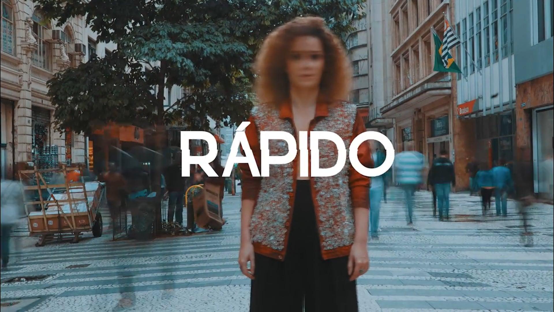 Aíla - Rápido (Official Video)