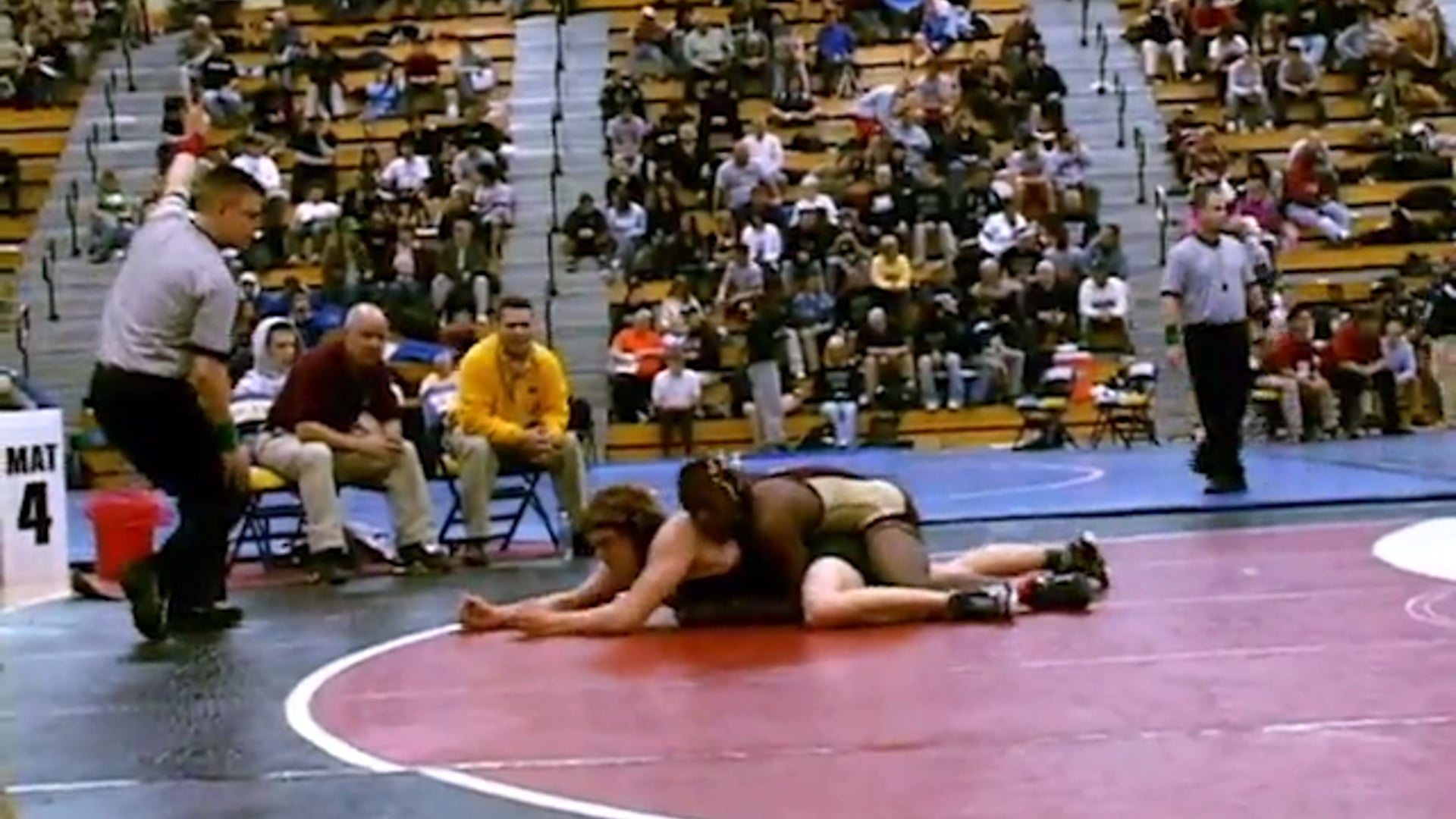 George_ Wrestling with Resistance (FULL FILM) Vimeo