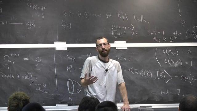 Geometric Results (Mark Behrens)