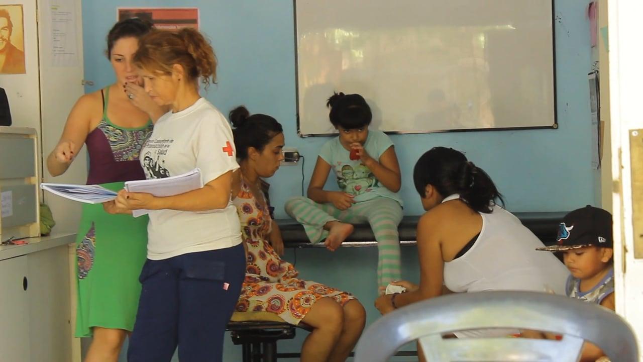 Corriente Villera Independiente, Movimiento Popular La Dignidad - Centro de Promoción de la Salud Comunitaria (2016)