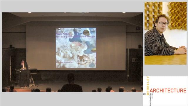 Robert Somol  - 1.15.12 Architecture Lecture
