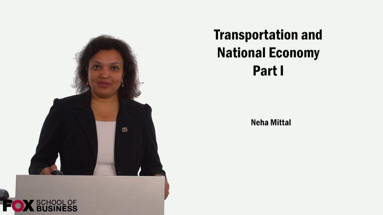 59094Transportation and National Economy Part 1