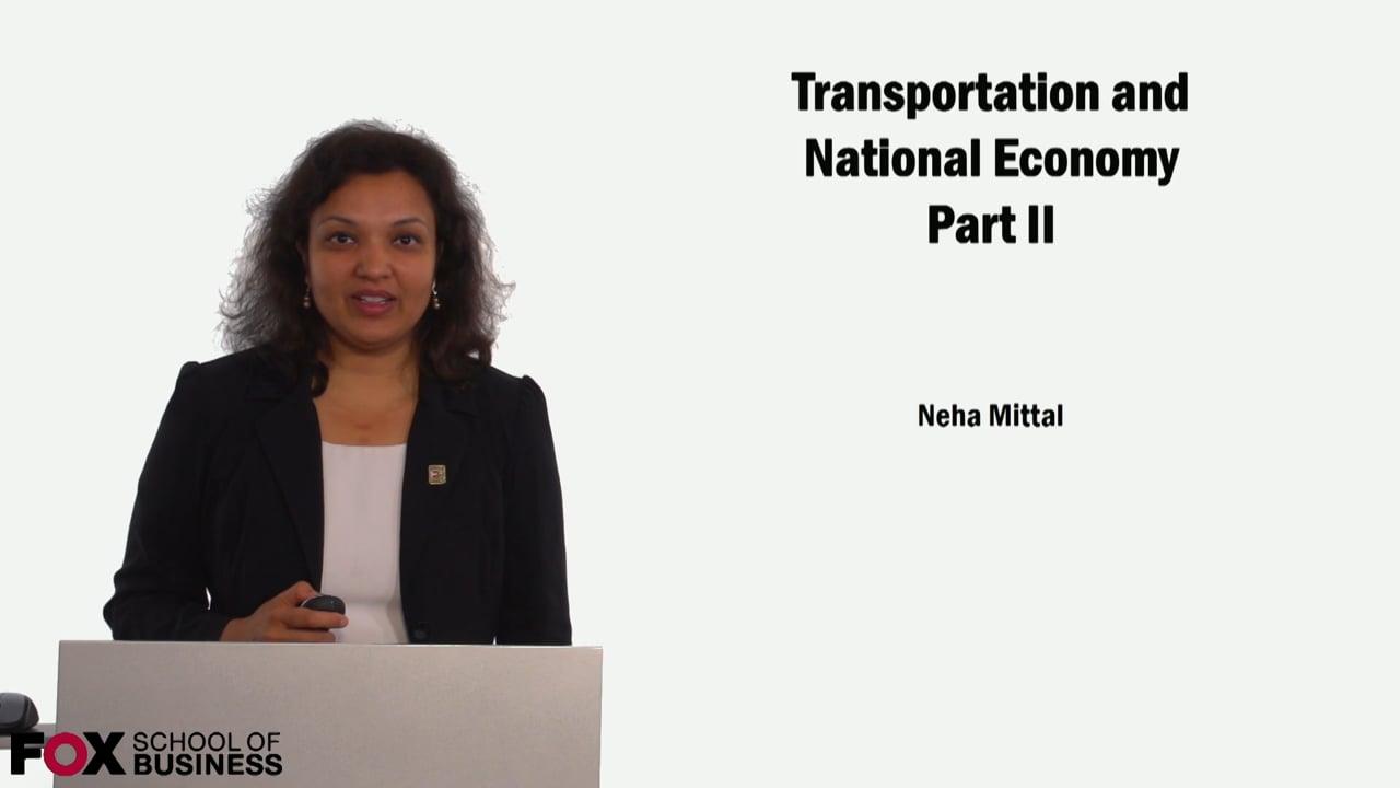 59095Transportation and National Economy Part 2
