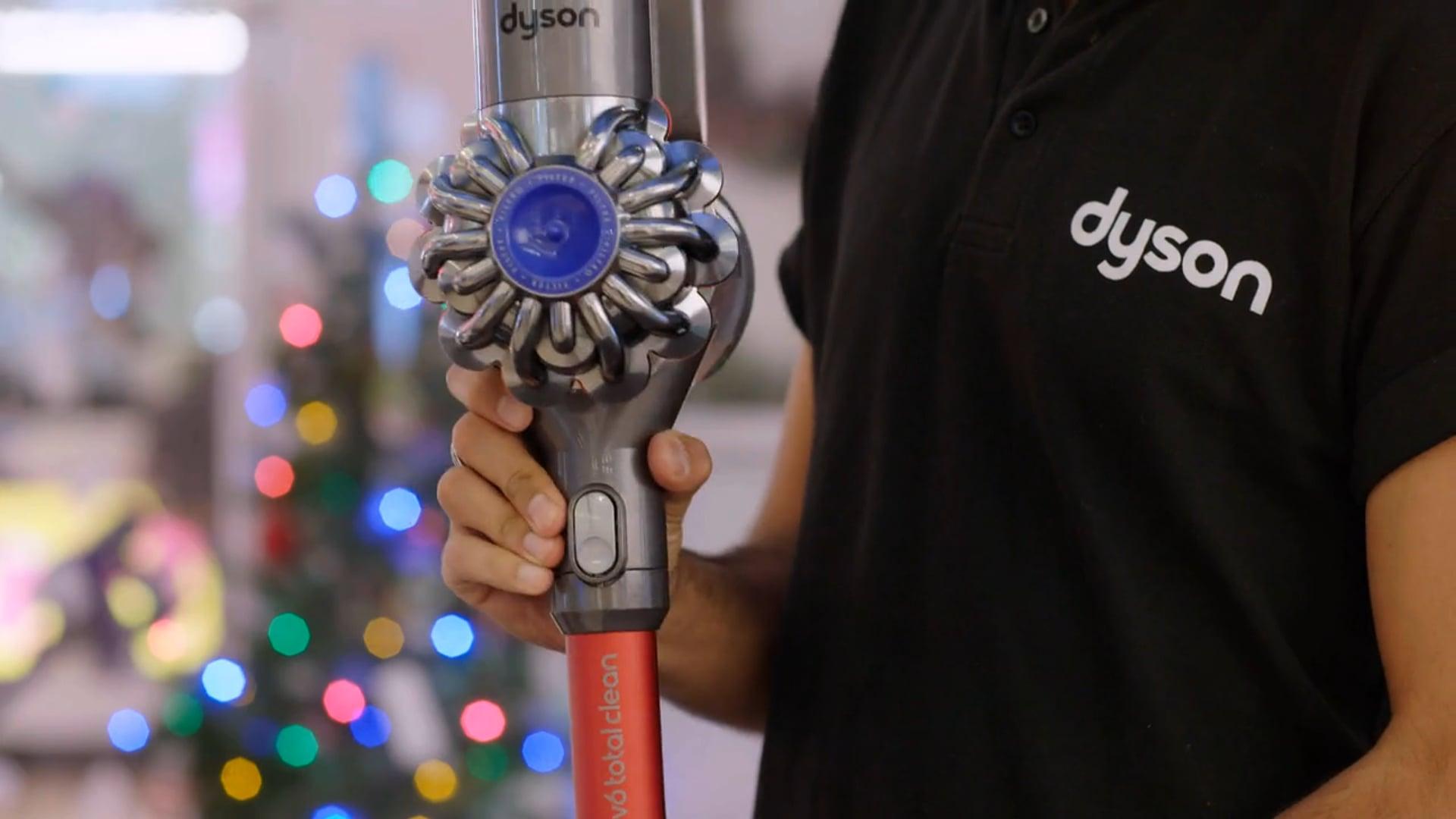 Dyson Christmas Campaign