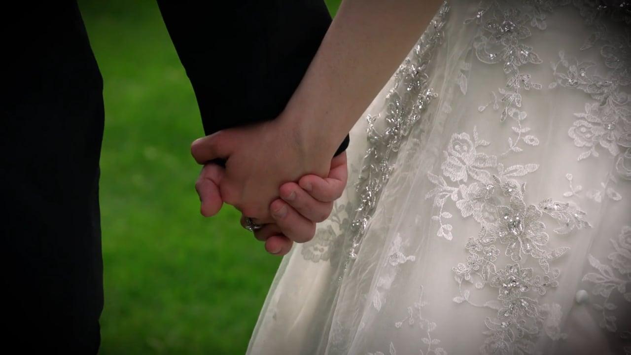 Elizabeth and Chris - Wedding Day Highlight Film - Westbury Manor & Notre Dame RC Church, New Hyde Park, New York