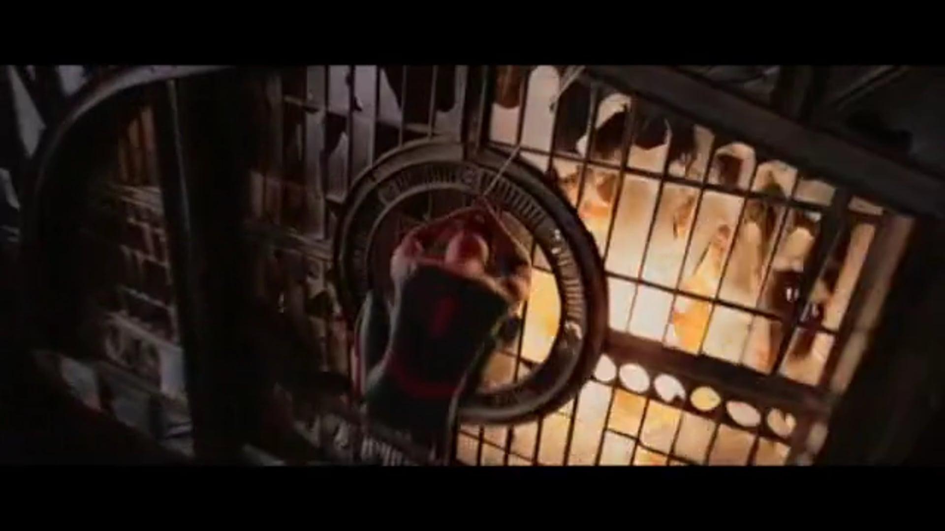 Spiderman (Re-Scored)
