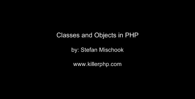 3. Objects and Classes