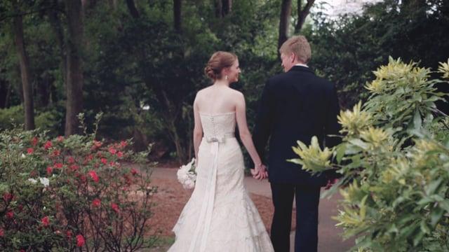 Katie and Matt Highlight // Houston TX