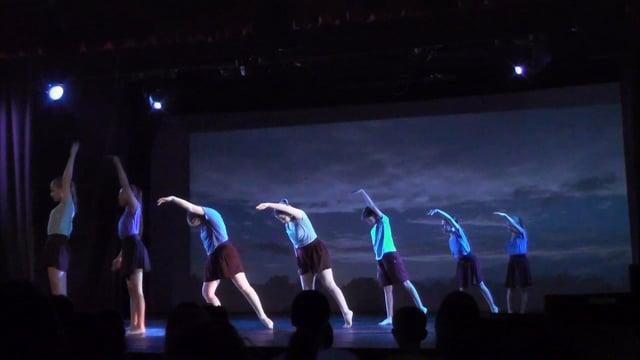 Dance Concert I, 2016 - Beginning Modern