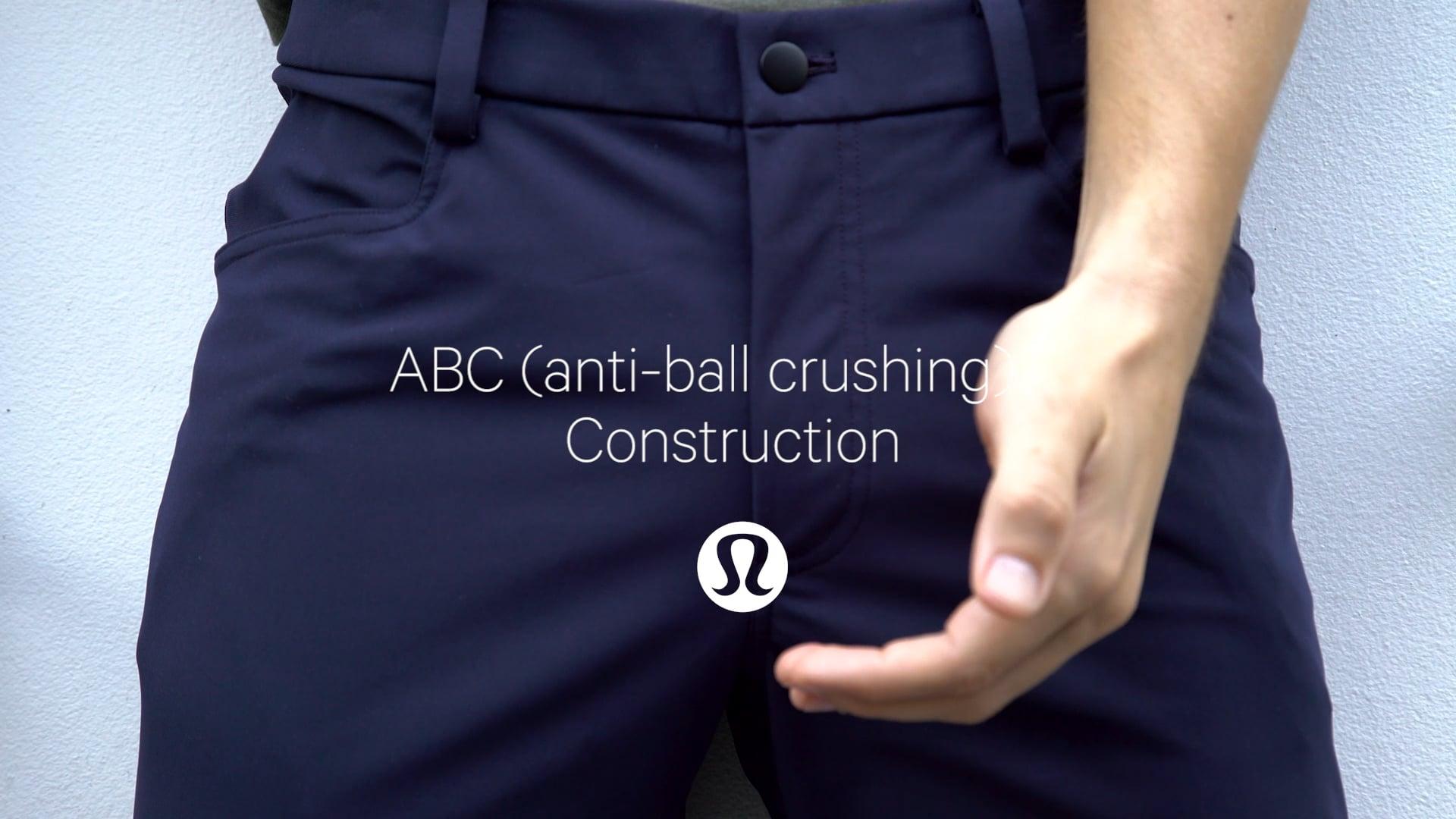 ABC (anti-ball crushing) Pant | lululemon