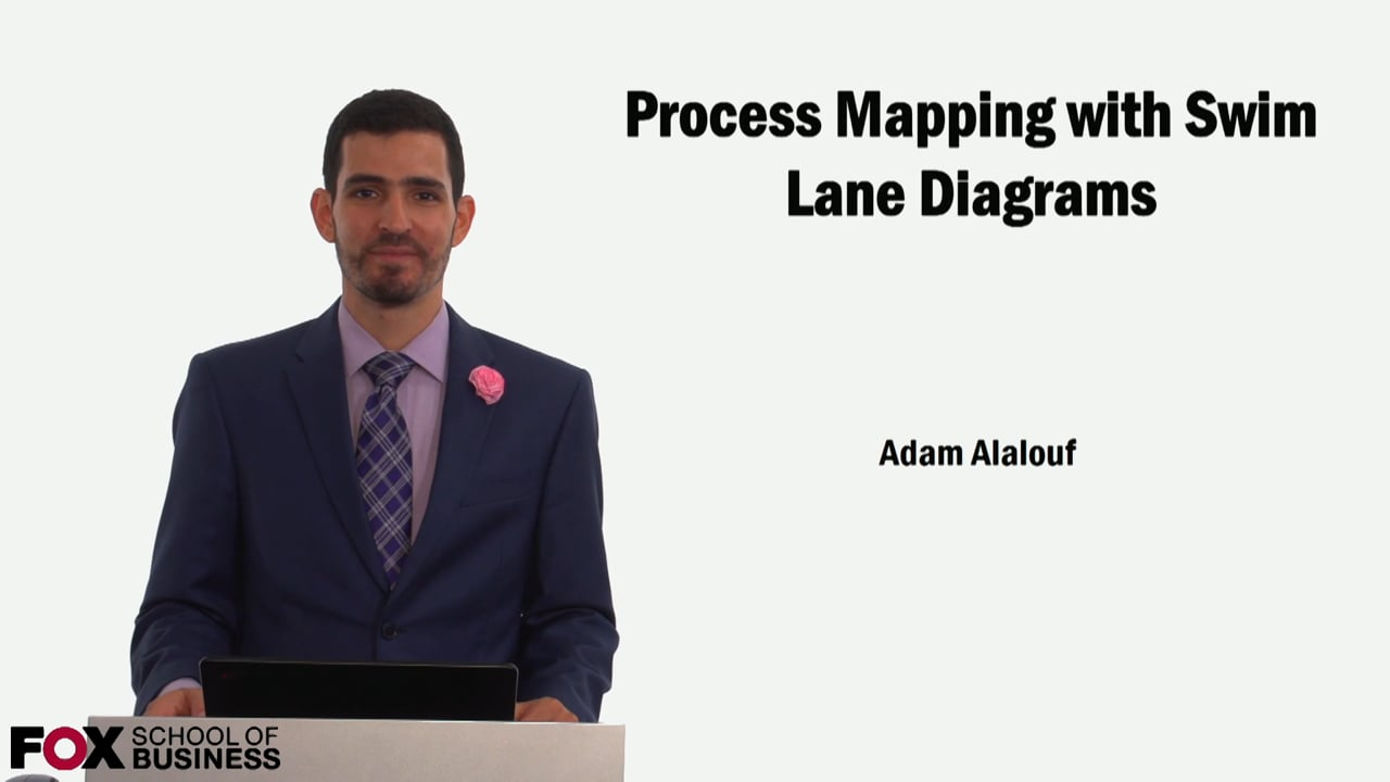59109Process Mapping with Swimlane Diagrams