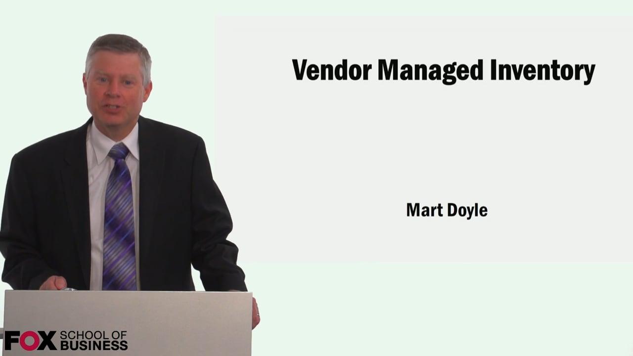 59081Vendor Managed Inventory
