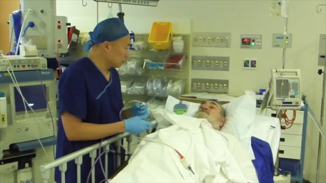 Diagnostic bronchoscopy