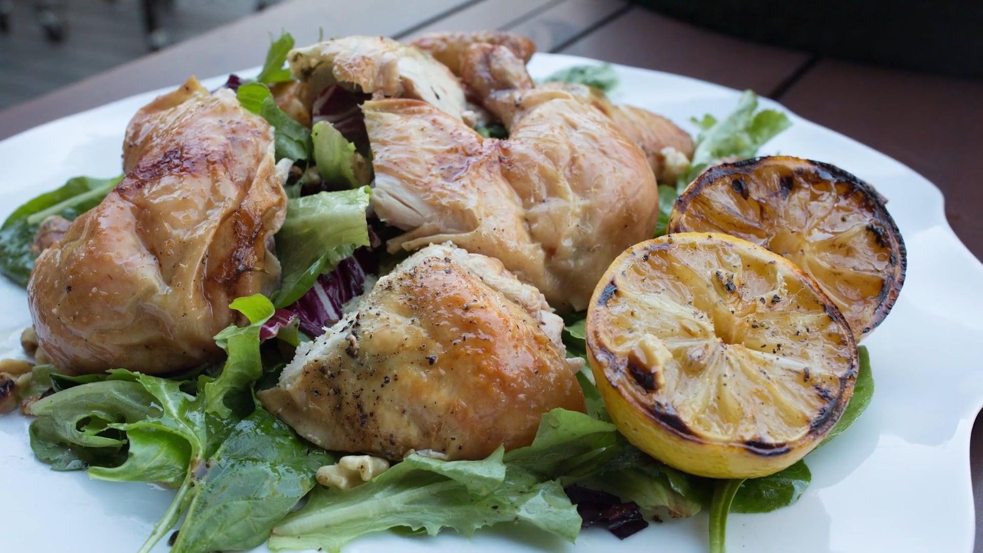 Rusty Bowers - Roasted Chicken (Lemon Herb roasted Chicken) Teaser