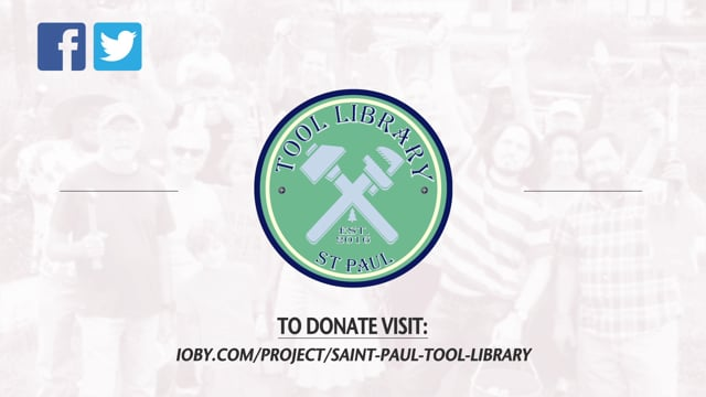St Paul Tool Library