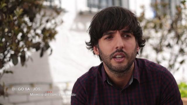 Diego San José - Comité Evaluador Ficción FDC 2016