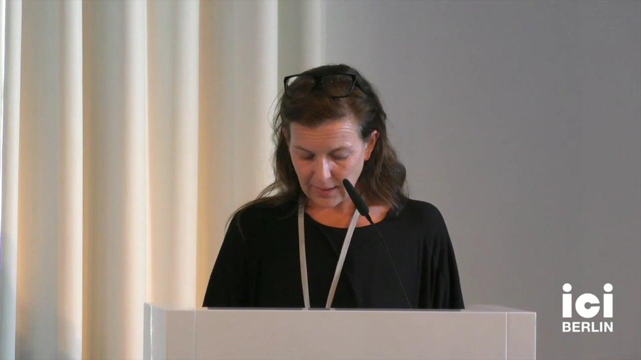 Introduction by Michaela Wuensch