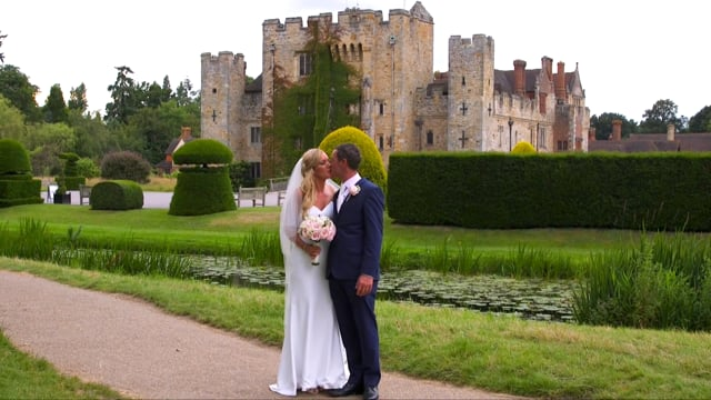 Lucy and Lee's Wedding Highlights