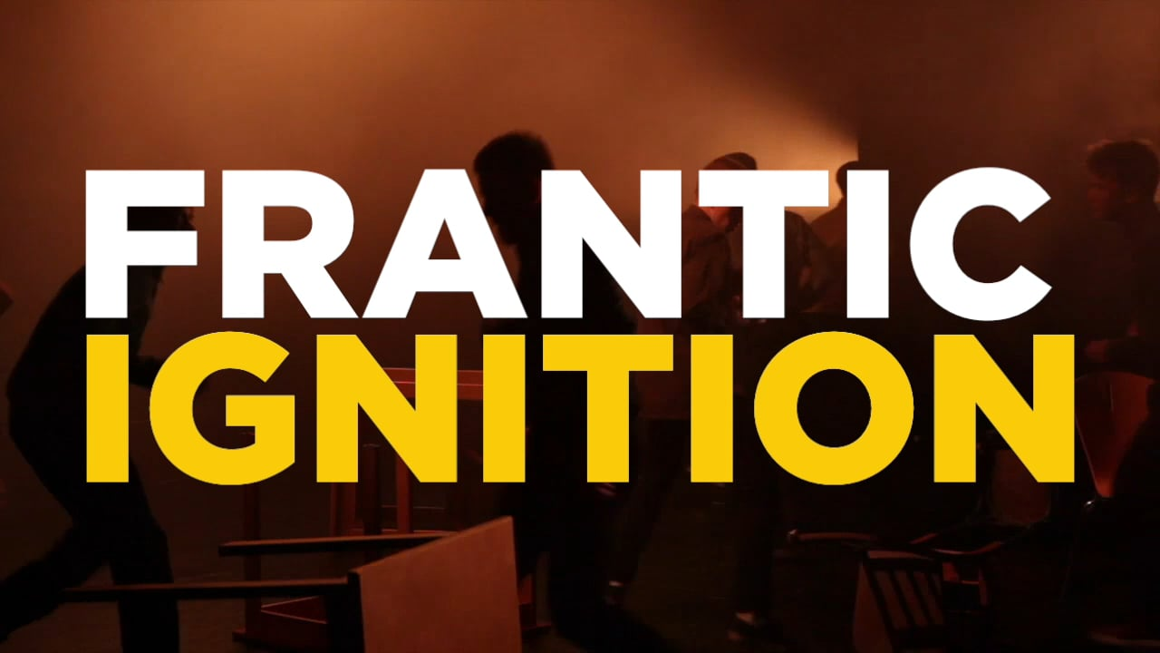 Frantic Assembly - Ignition 2016 trailer