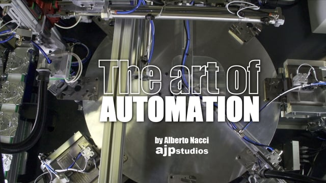 R C M : The Art of AUTOMATION by Alberto Nacci