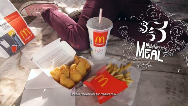 McDonald's - 3-4-5