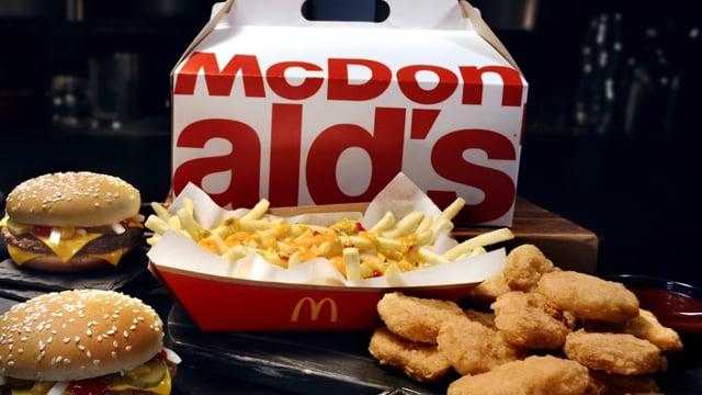 McDonald's - Cav's Box