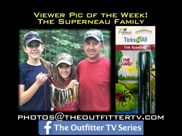 The Superneau Family, 8/7/16