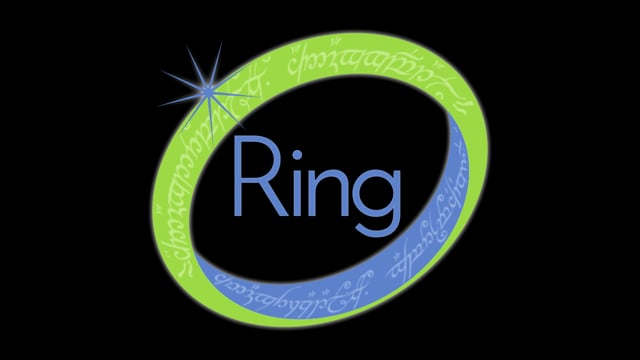 13. Ring, part 1