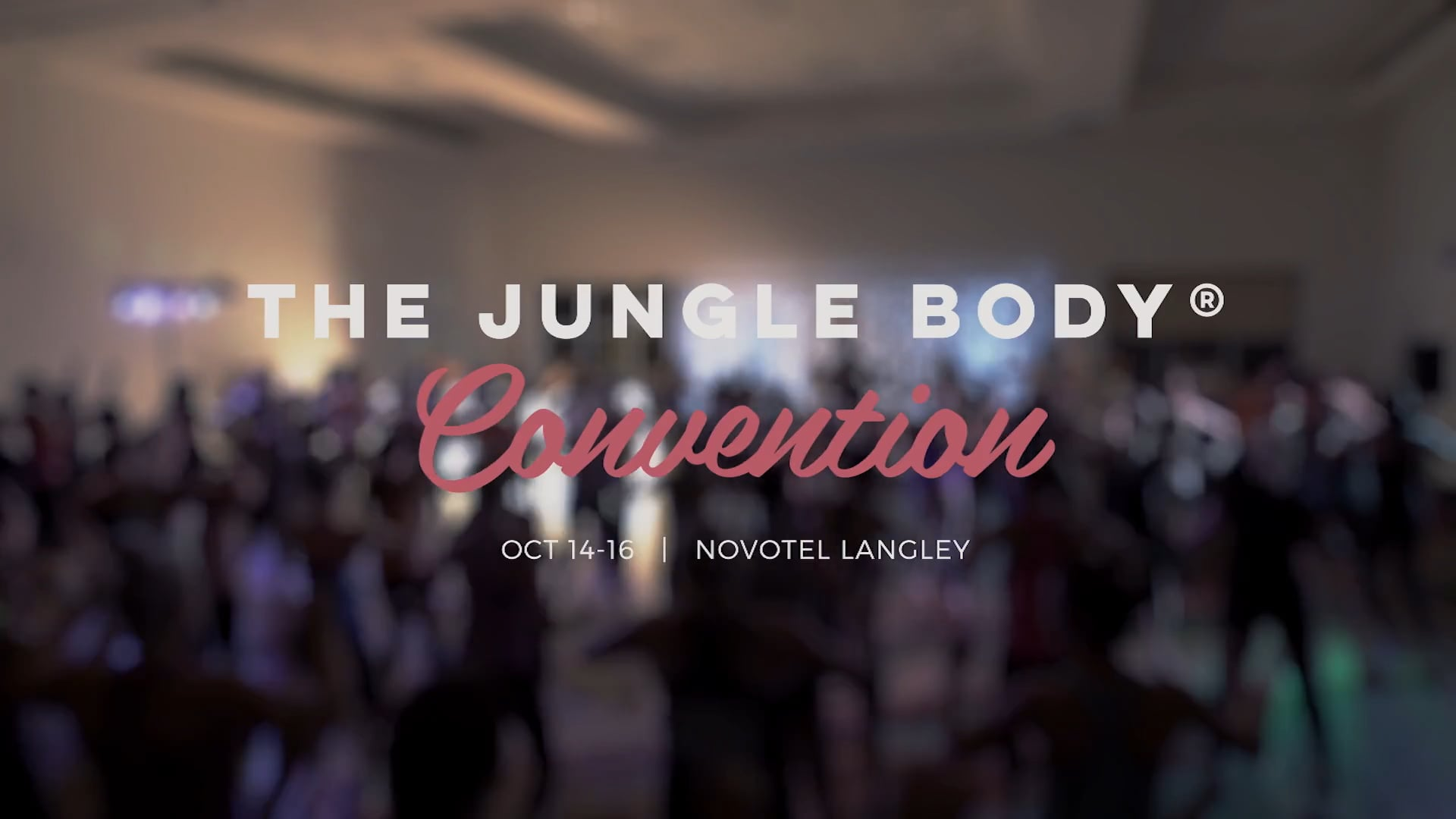 The Jungle Body Convention 2016