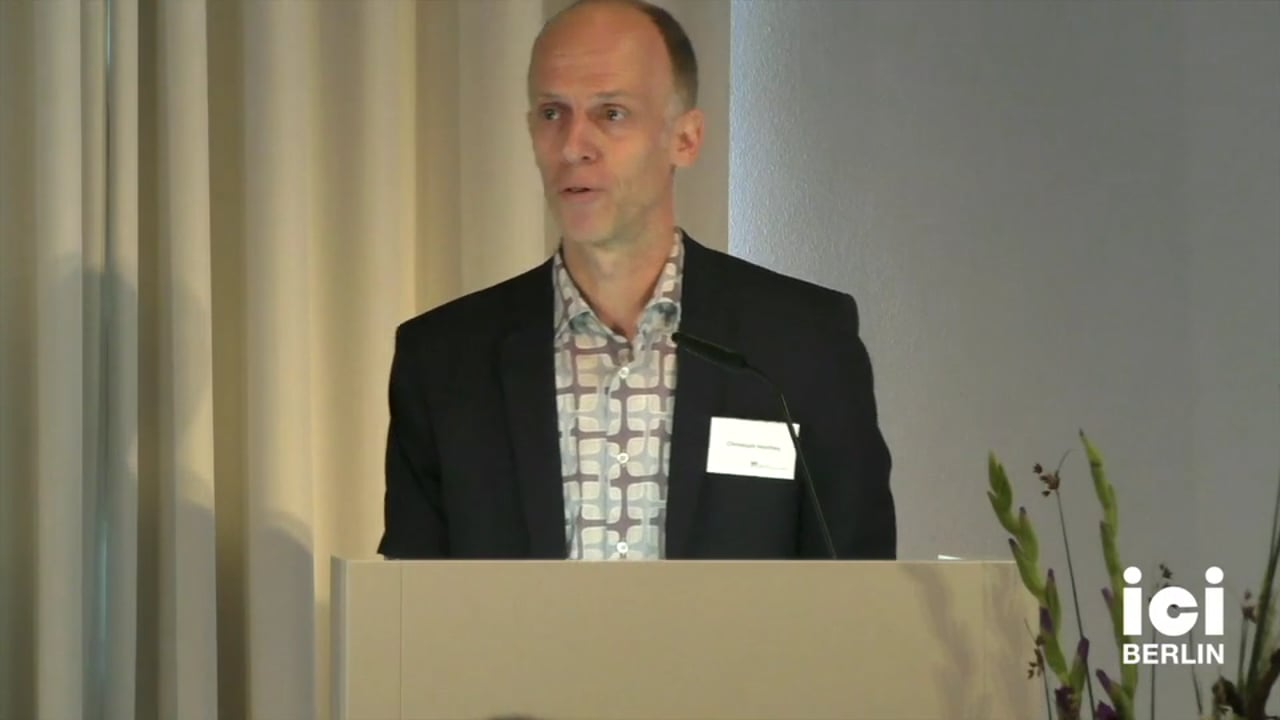 Introduction by Christoph Holzhey, 1