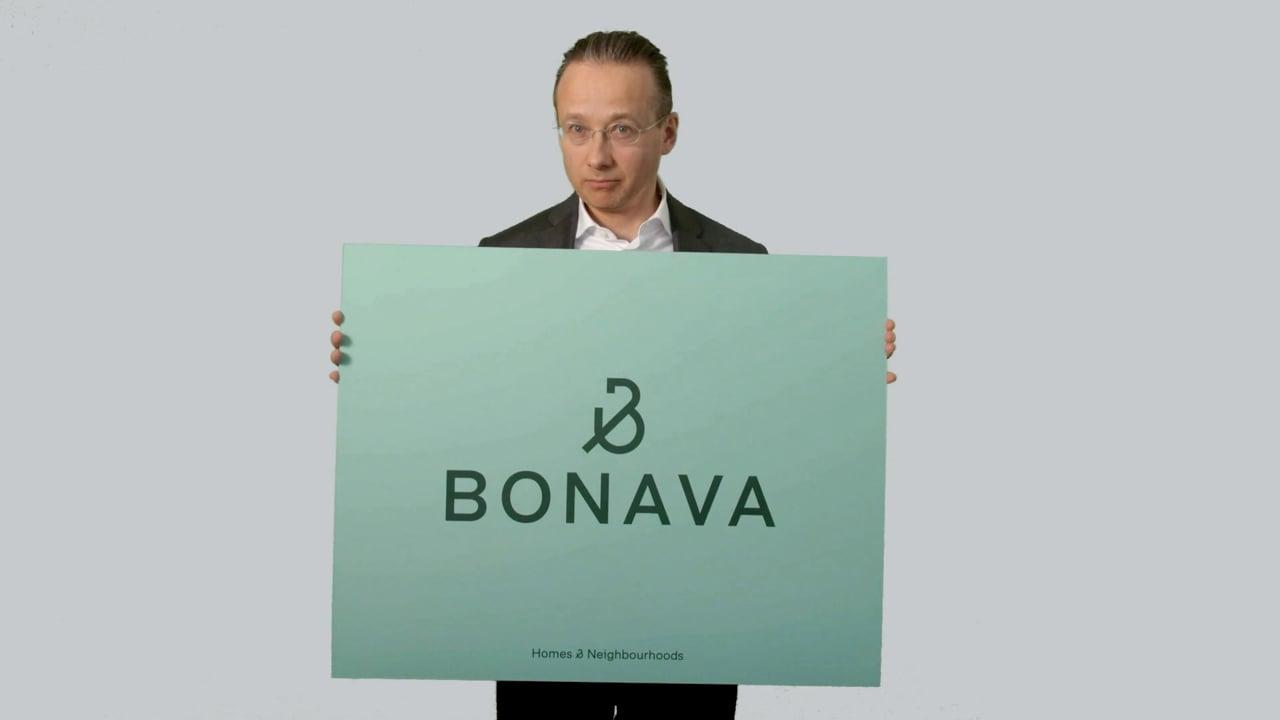 Bonava - Presenting of a new Brand