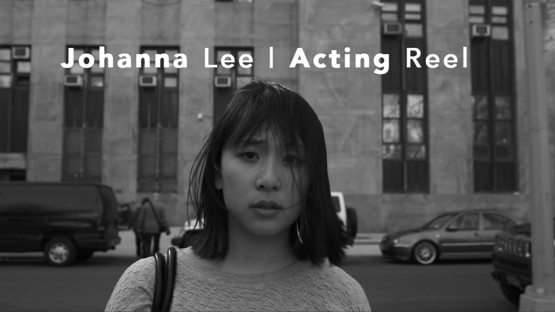 Johanna Lee Acting Reel