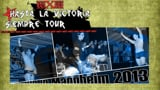 wXw Hasta La Victoria Siempre Tour 2013: Mannheim