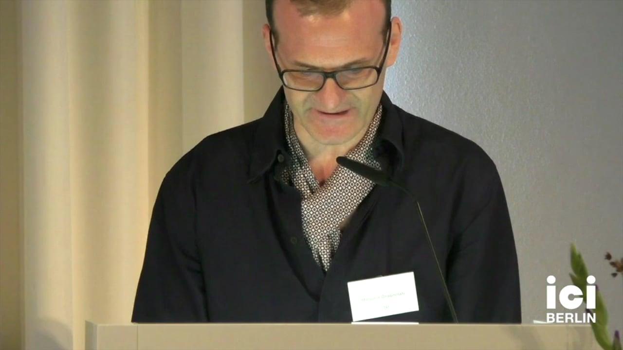 Introduction by Manuele Gragnolati, 3