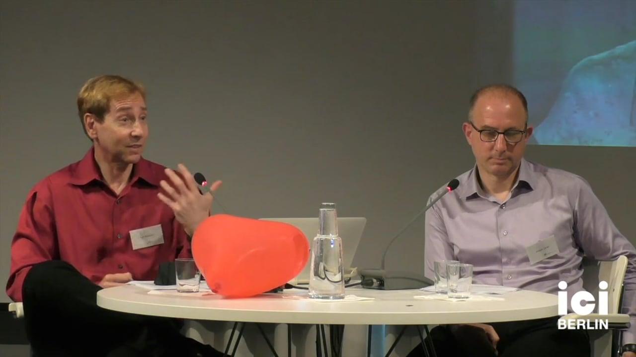 Discussion with Lee Edelmann and Joseph Litvak