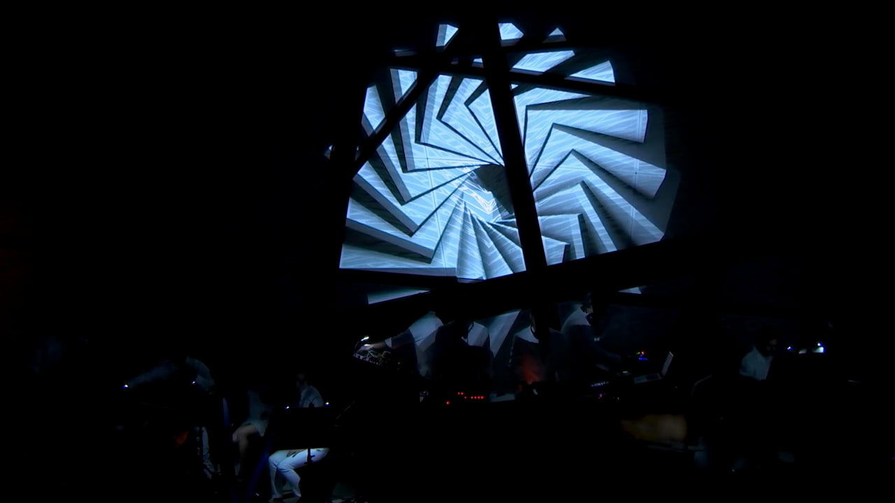 SACRED GEOMETRY (live at National Sawdust - excerpts)