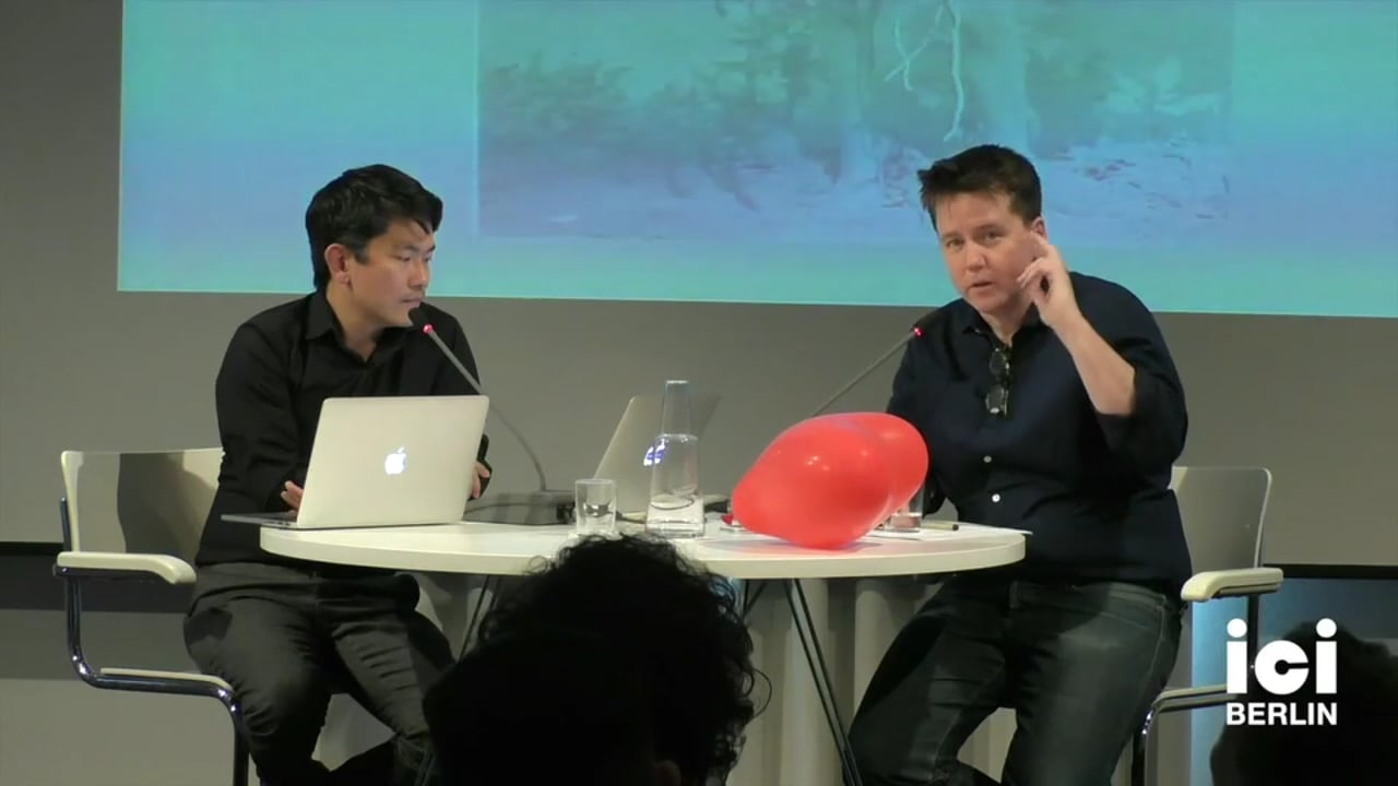 Discussion with Heather Love and Eng-Beng Lim