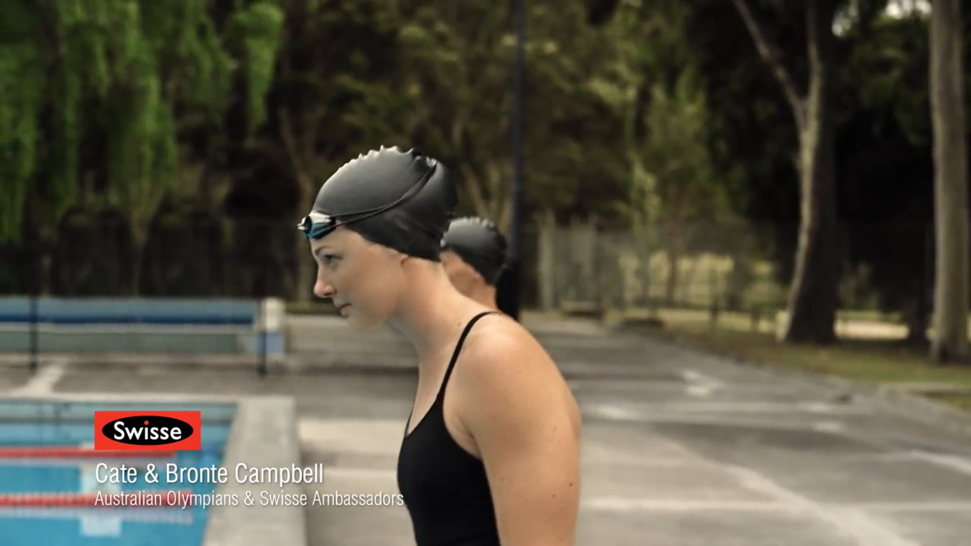 Campbell Sisters - Swisse Olympics Brand TV Commercial