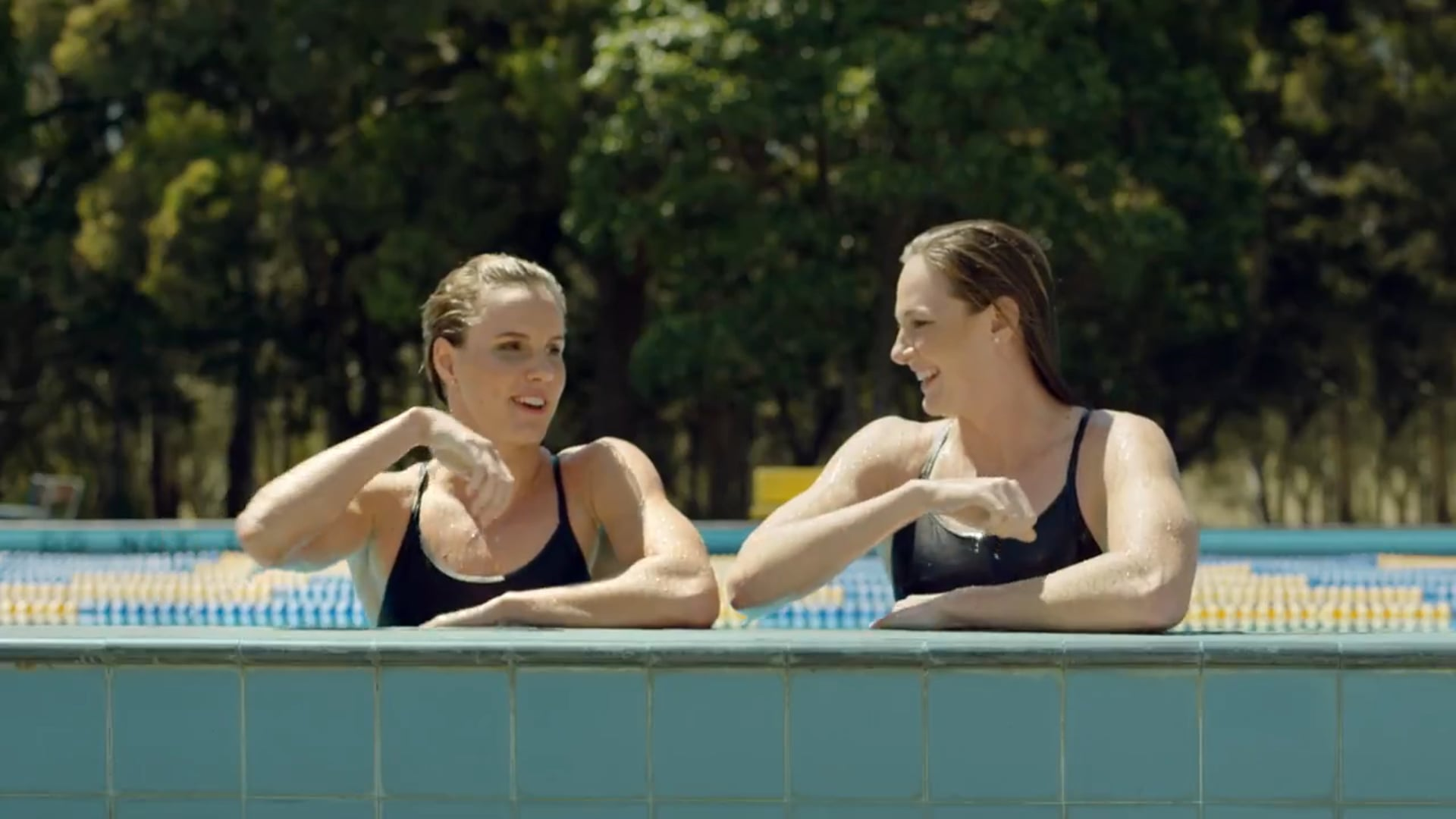 Campbell Sisters - Swisse Ultiboost Immune Olympics TV Commercial