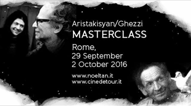 Enrico Ghezzi presenta Artur Aristakisyan (english subtitles)