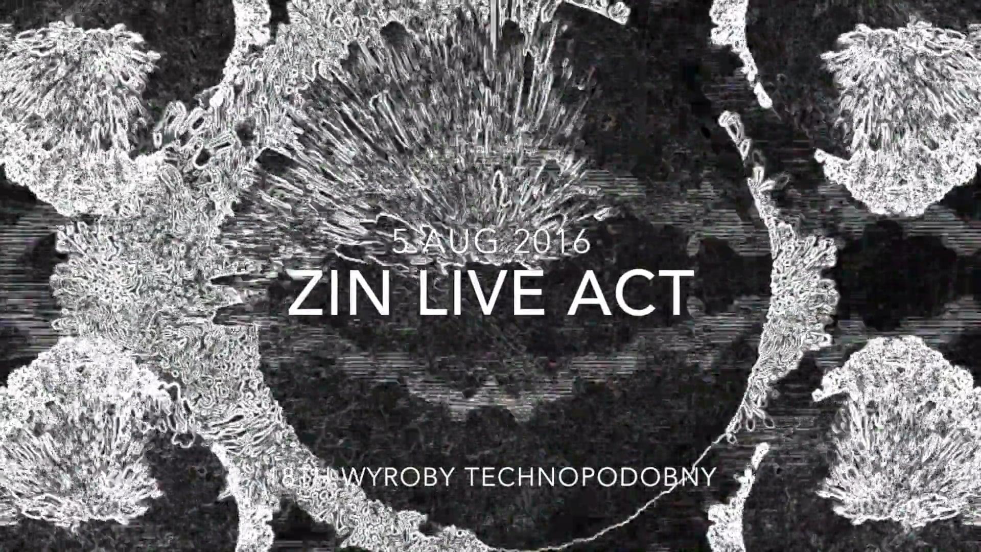 VJ Live Act 18th Wyroby technopodobne