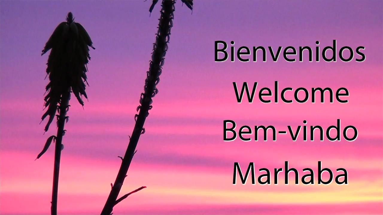 Mundimaroc Bienvenida